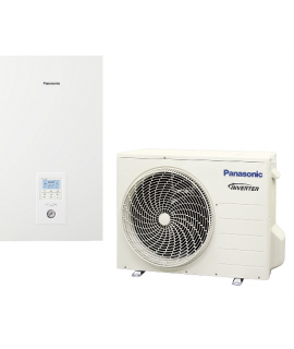 Panasonic AQUAREA SPLIT (HP) (KIT-WC05H3E5)