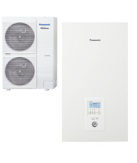 Panasonic AQUAREA SPLIT (T-CAP) (KIT-WXC12H6E5)